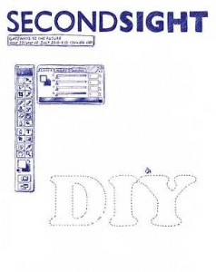 cover second sight july 2010 - DIY