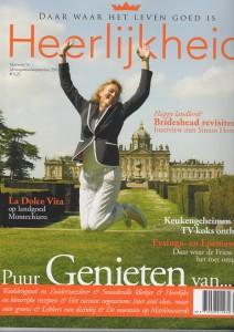 coverpage 'heerlijkheid'