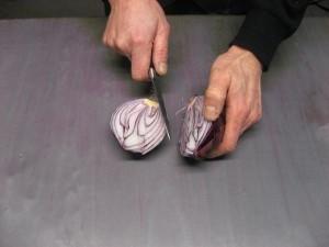rood ui snijden