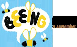logo i love beeing festival