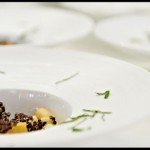 zwarte quinoa met citrusfruit & munt
