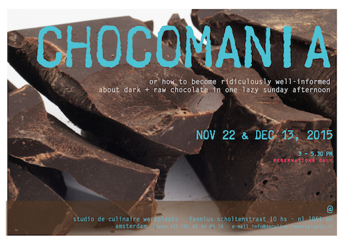 chocomania website