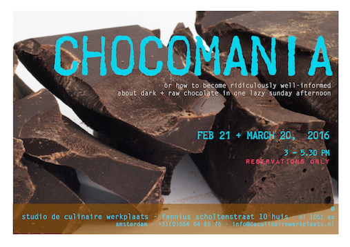 flyer chocomania 2016